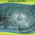 4MIL Safety Clear mil Tint Window Film /Glass/Security/Residential/UV/ROLL/1.52*30m