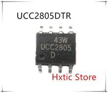 NEW 10PCS/LOT UCC2805 UCC2805D UCC2805DTR SOP8   IC