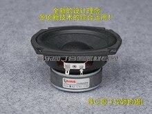 2PCS AIRS New 5inch Bass Woofer Speaker Driver Unit Large Magnet Deep Suspension Long Stroke 4ohm