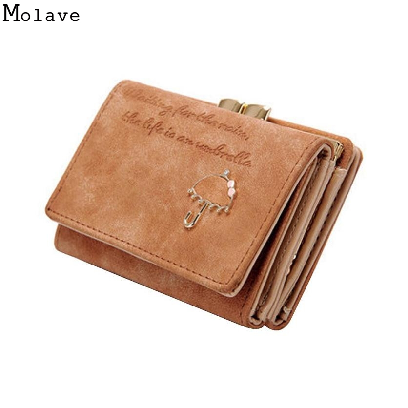 New Arrival Small women wallet short female purse brand coin wallet mini Carteira Feminina fashion lady wallet card holdersDec22