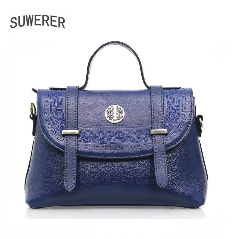 2017 new fashion crocodile pattern handbag Retro shoulder Messenger bag Women's handbag  Small square bag