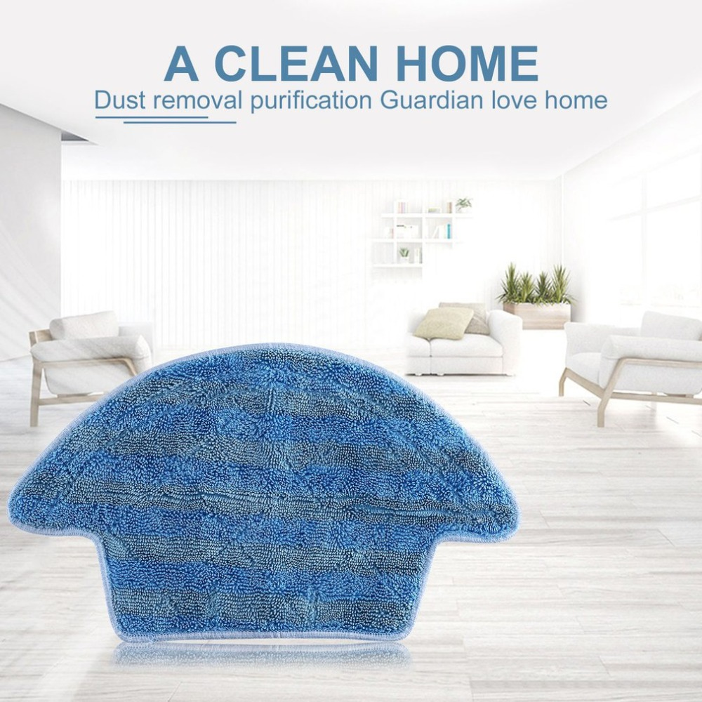 Mopping Cleaning Cloth for ECOVACS CEN540 CEN546 Vacuum Cleaner Sweeping Robot Accessories Wipes Mop Cleaning Cloth 5 pieces lot microfiber mop cloth washable for home cleaning for cen540 cen540 mi cen546 robot vacuum cleaner