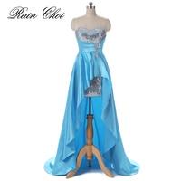 Evening Dresses 2019 Floor length Evening Party Dress Long Formal Gowns Robe De Soiree