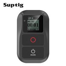 Suptig Control remoto WIFI impermeable para cámara Gopro Hero 8/7/6/5/4/3, accesorios para cámara deportiva Go Pro hero5/4 Session
