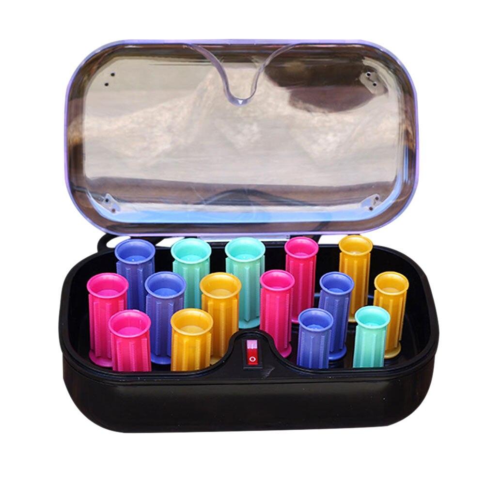 15 Pcs/Set High Quality Arrow Electronic Roll Hair Tube Heated Roller Sticks Tools HY99 JU26