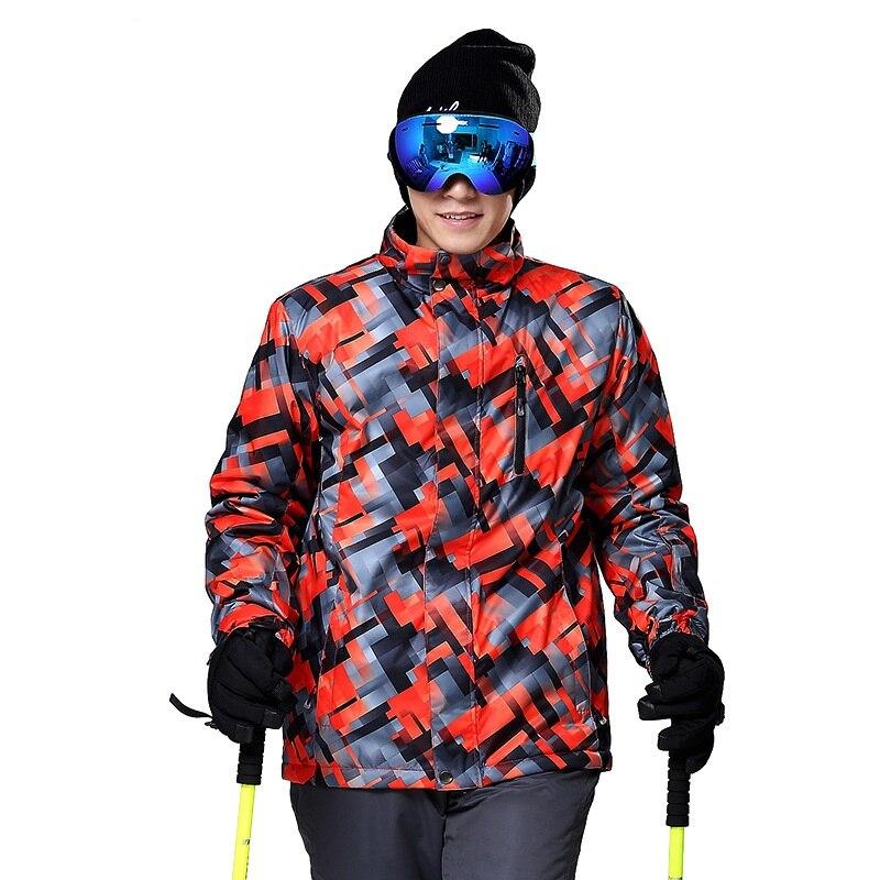 Prix pour 2016 nouveaux hommes nouveaux en plein air triple alpinisme combinaison de ski veste
