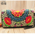 XIYUAN BRAND chinese luxury national womens 2016 embroidery ethnic clutch bag handbag fashion brand,girls wallets and purses