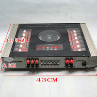 Bluetooth home theater power amplifier fevers USB/SD card audio power amplifier / amplifier 032