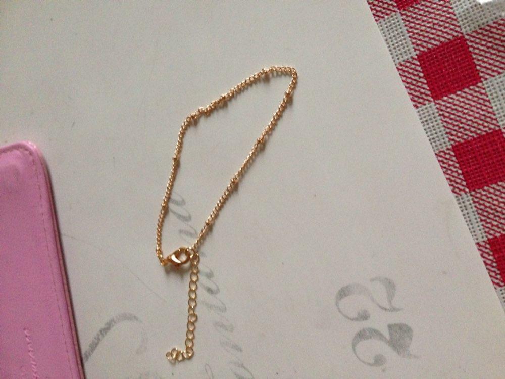 Золотой браслет из бисера, тонкий минималистский Браслет, в горошек, крошечные лакомство, спутниковый браслет, ftacking Браслеты для Для женщин ...