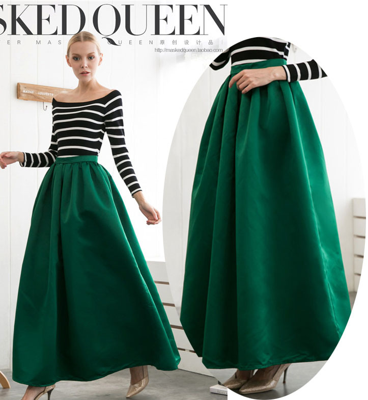 Online Buy Wholesale cotton full skirt from China cotton full ...