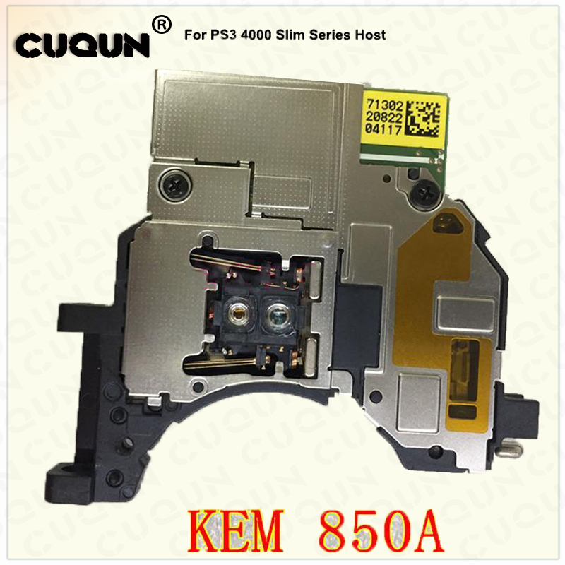 Orginal Light Head Lens for Sony PS3 Slim 4000 KEM-850AAA Kes-850 Laser Lens Head For PS3 Slim 4000 Host