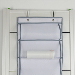 Image 4 - Wall Hanging Storage Bags Organizer Sundries Pocket Pouch Holder Home Decor Bathroom Bedroom Organization