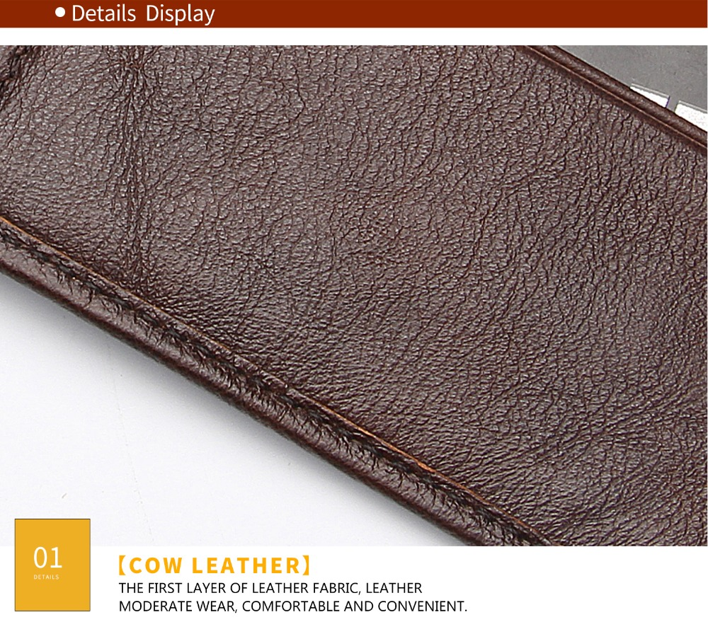 2031-100% top quality cow genuine leather men wallets fashion splice purse dollar price carteira masculina-1_01 (24)