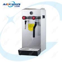 RC800 Электрический паровой бойлер из нержавеющей стали бар кипячение воды машина для коммерческого использования