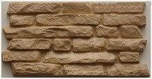 """Moldes de plástico para Concreto e Gesso Parede de Pedra Telhas de Cimento """"Encaixar"""" para moldes Plásticos Decorativos De parede MELHOR PREÇO"""