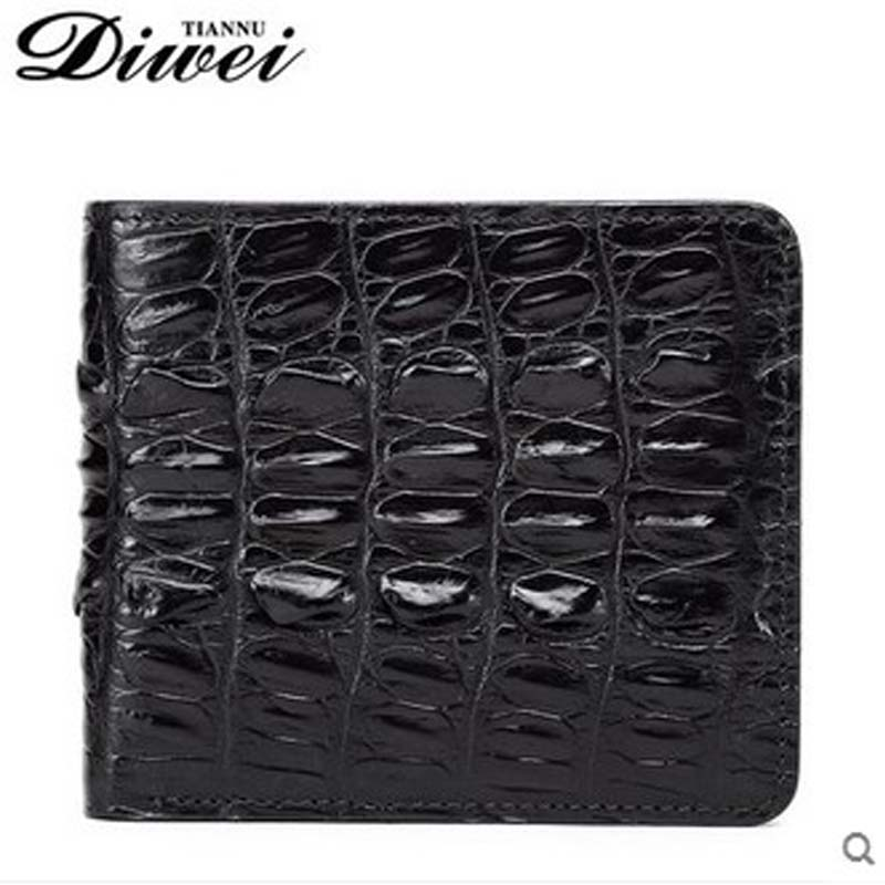 diwei 2017 new hot free shipping man purse  crocodile short money men wallet more screens authentic wallet youth fashion handbag 2017 new fashion women summer flats pointed toe pink ladies slip on sandals ballet flats retro shoes leather high quality