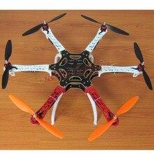 F550 ATF Hexacopter Frame Kit HP 2212 920KV Brushless Motor DYS Simonk 30A ESC Gemfan 1045
