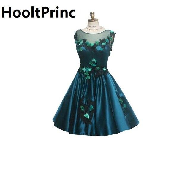 Vestidos de fiesta azul pavo real
