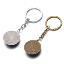 """YimYik New Father's Day gift for father 'The hand of the father and son""""   Pendants Keychain for men father son"""