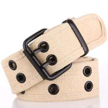Hot Unisex Canvas Belt