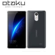 LEAGOO MTK6580A M5 Teléfono Celular 1.3 GHz Quad Core de 5.0 Pulgadas HD de Pantalla Android 6.0 2G + 16G huella digital 3G Smartphone