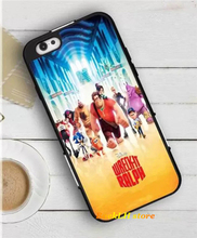 Wreck It Ralph fashion case cover for Samsung galaxy S3 S4 S5 S6 S6 Edge S7 S7 Edge Note 3 Note 4 Note 5 #jz1819