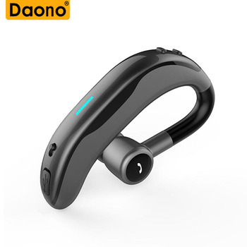 006f38fda52 DAONO S1 IPX7 impermeable auriculares Bluetooth auriculares manos libres  inalámbrico HD Mic Bluetooth auriculares para Samsung iPhone X