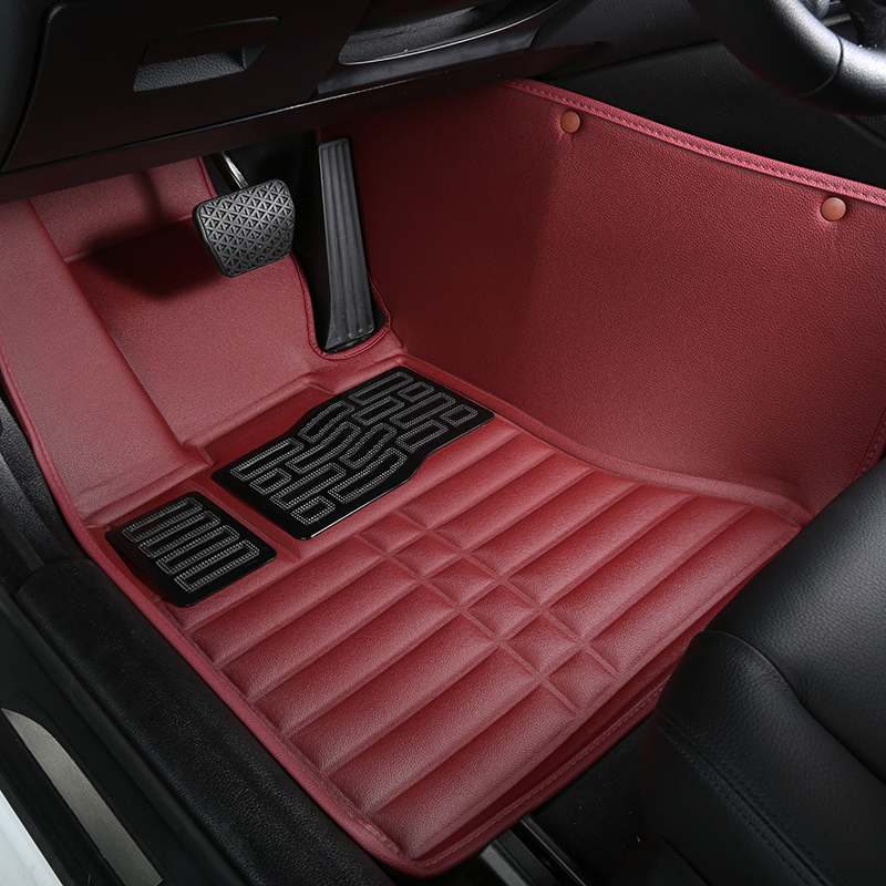 Best Quality Custom Special Floor Mats For Chevrolet Trax 2018