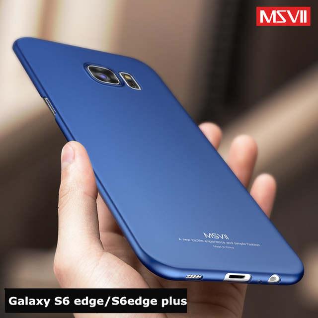 Fin For Samsung Galaxy S6edge Case MSVII Brand For Samsung Galaxy S6 GO-83