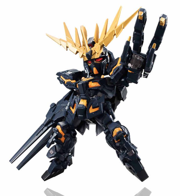 """""""Mobile Suit Gundam Unicorn"""" оригинальные BANDAI Tamashii нации стиль nxedge фигурку-Banshee (уничтожить режим)"""