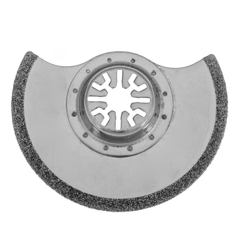 88mm Semicircle Diamond Carbide Oscillating MultiTool Saw Blade Accessories  Multimaster Renovator Tool