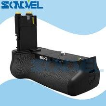 Meike MK-7D II Батарейная ручка Поддержка вертикальной съемки для цифровой однообъективной зеркальной камеры Canon EOS 7D Mark II 7D2 7D II LP-E6 LP-E6N как BG-E16