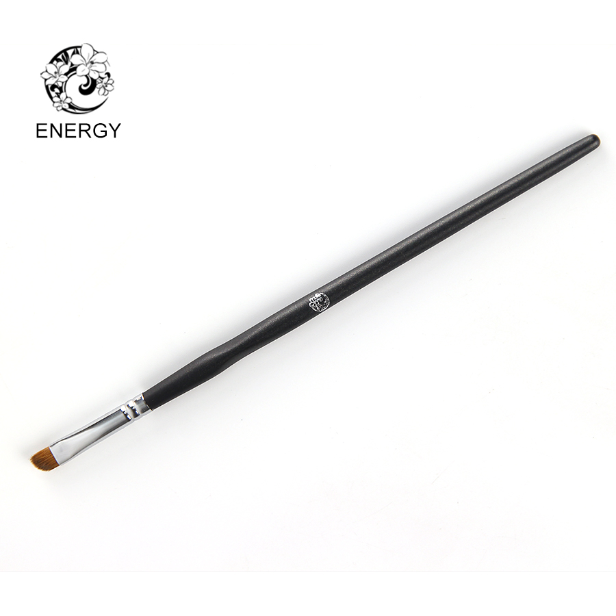 ENERGY Brand Professional Weasel Powder Eyeliner Brush Make Up Makeup Brushes Pinceaux Maquillage Brochas Maquillaje Pincel M115 energy brand weasel small eyeshadow contour brush make up makeup brushes pinceaux maquillage brochas maquillaje pincel m108