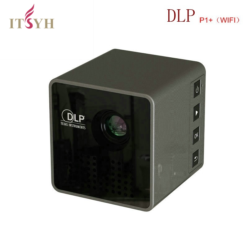 Itsyh dlp p1 wifi wireless pocket led pico dlp mini for Pocket projector video