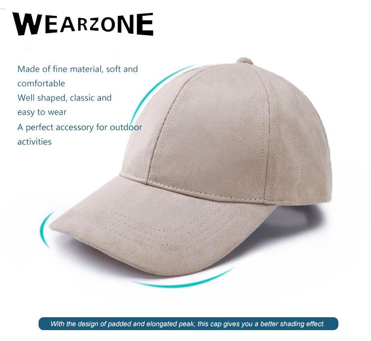 41b4ec19c5f כובעי בייסבול - 2017 Fashion Suede Snapback Baseball Cap New Gorras ...