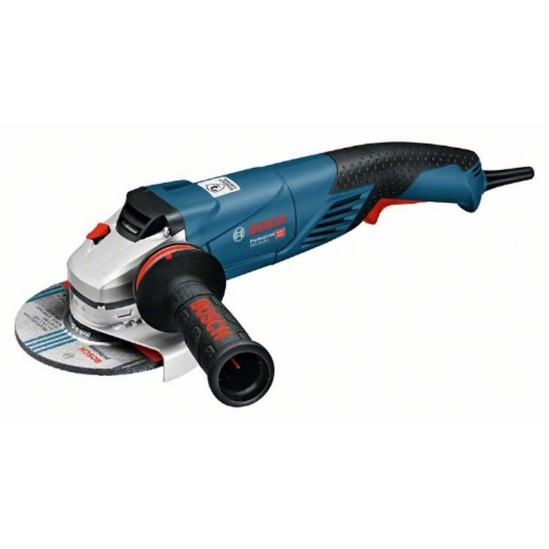 BOSCH 06017A3100 Miniamoladora <font><b>men</b></font> <font><b>Dead</b></font> GWS 18-125 PL Professional 1800 W 125mm 12000rpm <font><b>Switch</b></font>