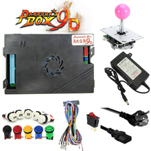 1 kit New amusement multi video games 2222 in 1 PCB game board kits Just Another Pandora's Box 9D CGA & VGA Arcade Game Cabinet new arrival 680 in 1 multi games jamma cga vga output for lcd cga monitor arcade cabinet pcb