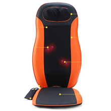 HFR-858-1A HealthForever Brand DC12V Home&Car Back Moving Kneading Rolling Shiatsu Full Body Electric Massage Cushion