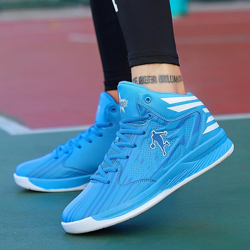 2018 chaussures de basket respirantes, 36-45