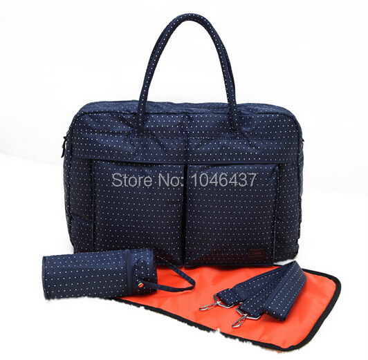 ФОТО Free shopping 4pc/set New 2016 Maternity bags for Mother Fashion Nappy bags Mummy Baby Diaper bags Mother Handbag