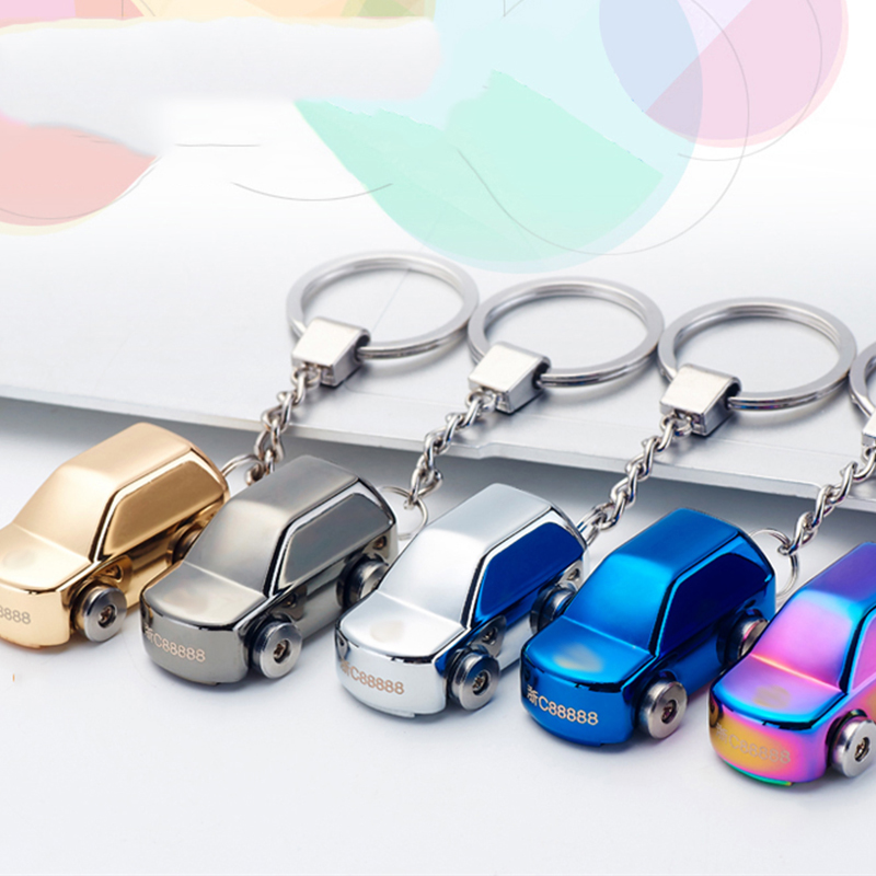 S Line Car Keychain Key Chains Rings Fob Fits For Audi Sline Logo Keyring A3