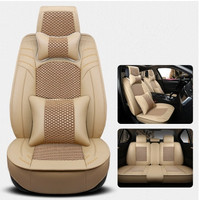 High quality! Full set car seat covers for Jeep Patriot 2017-2009 breathable fashion seat covers for Patriot 2016,Free shipping