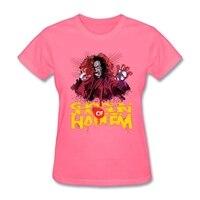 Shogun de Harlem Señoras de La Venta Caliente camiseta Comic Valenca de Novia Regalo de Empresa Streetwear camiseta de manga Corta