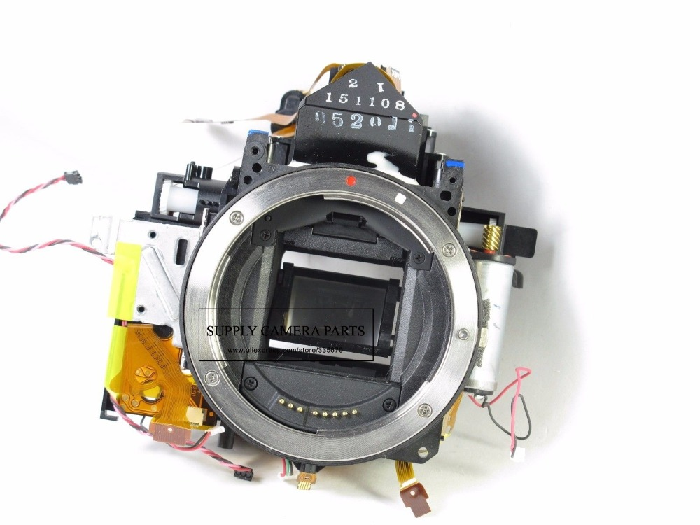 Free shipping!95%New CAMERA SMALL BOX FOR Canon 50D Mirror Box Shutter, View Finder Repair Part free shipping 95%new g16 mainboard for canon g16 main board g16 motherboard g16 camera repair part
