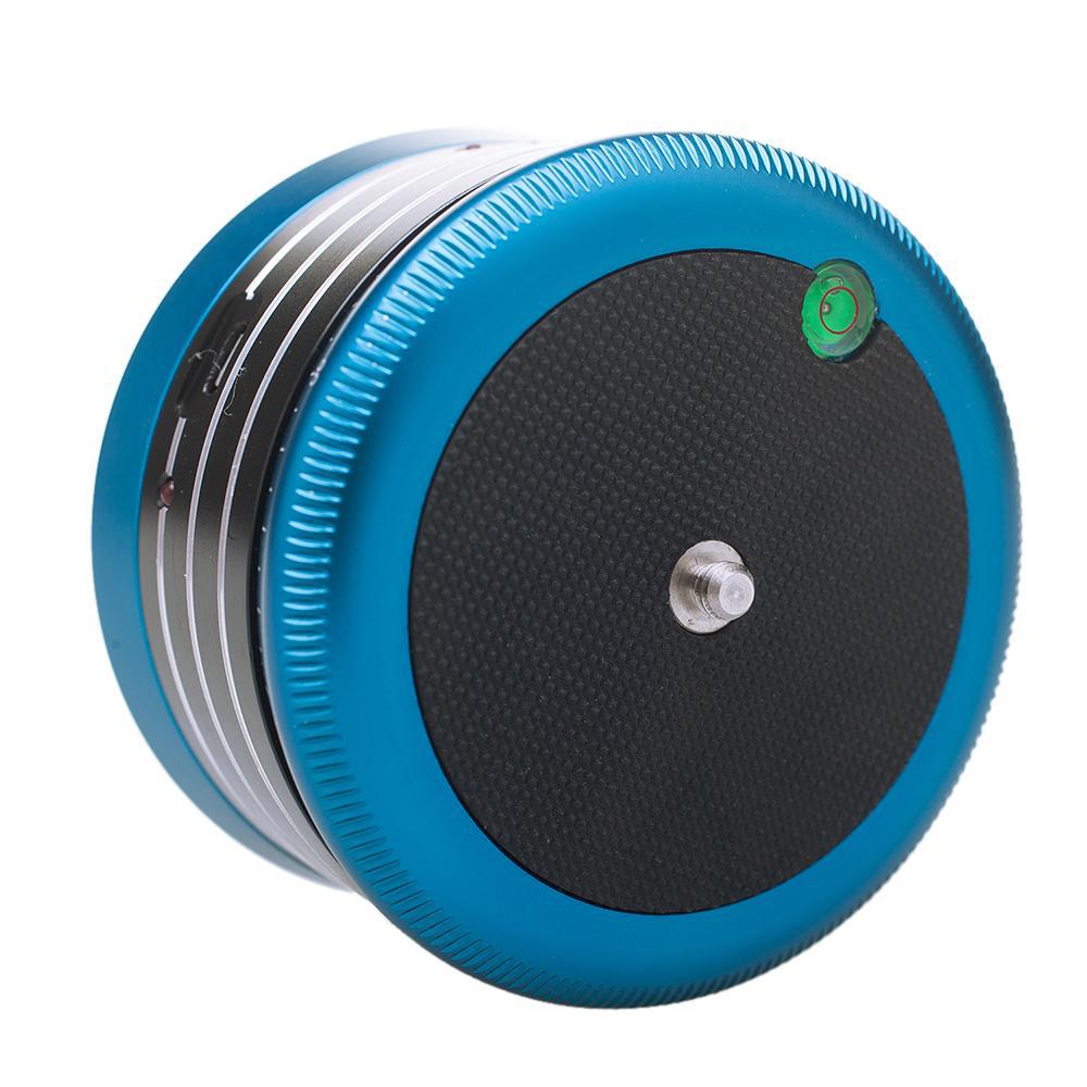 Prix pour AFI MRA01 Professionnel 360 Degrés En Métal Électrique Panorama Tête Rotule avec Télécommande pour GoPro Camera Action