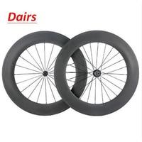 700c carbon road wheels 88x23mm powerway R36 2:1 wheel 23mm carbon clincher 700c 3K UD glossy road bicyelc wheels pillar 1432