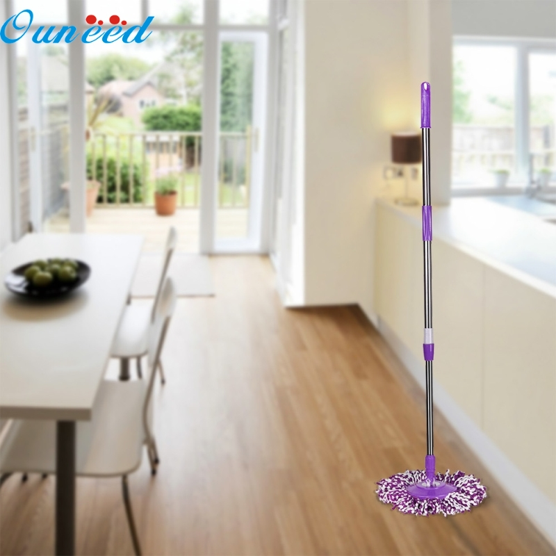Ouneed Happy Home Spin Mop Pole Handle Replacement for Floor Mop 360 No Foot Pedal Version 1 Piece нивелир ada cube 2 360 home edition a00448