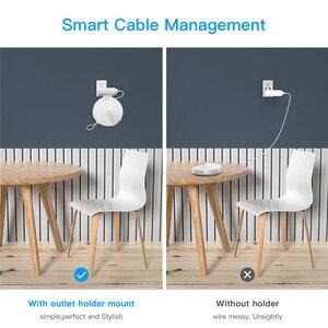 Image 5 - Giá Treo Tường Giá Đỡ Cho Bộ Phát Deco M9 Plus Toàn Bộ Nhà Lưới Hệ Thống WiFi, router WiFi Kệ Ổ Cắm Giá Đỡ Lưu Trữ Cáp Tiết Kiệm Không Gian