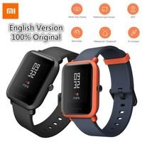 Original Xiaomi Huami Amazfit Smart Watch Bip Bit Face Mijia GPS Fitness Tacker IP68 Waterproof Smartwatch
