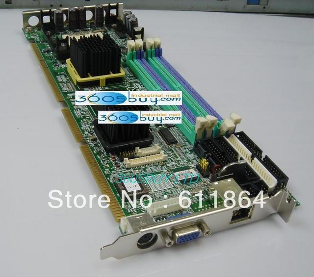 Новый PCA-6188 REV. A1 865 Чип 478 Gigabit Ethernet